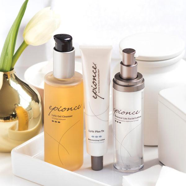 epionce oily skin regime