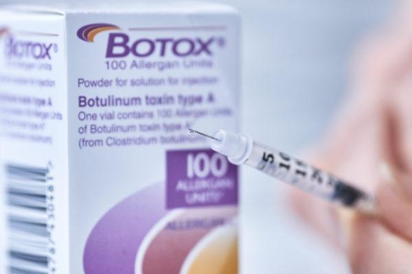 Botox Syringe