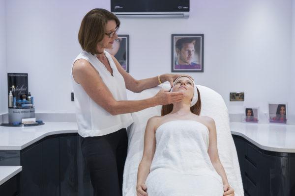 Dr Hilary Allan Cambridge clinic